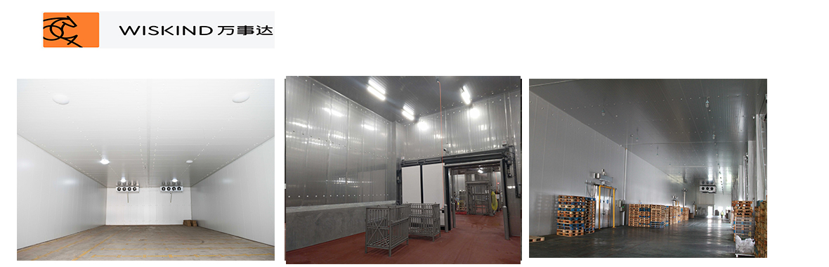 Refrigeration room building material Polyurethane sandwich panel
