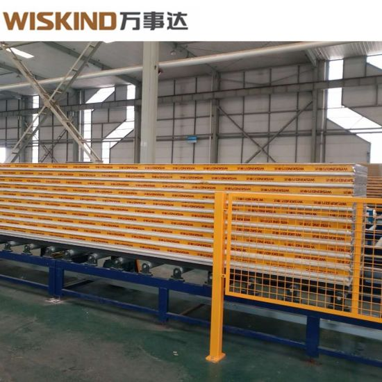 Polyurethane Sandwich Panel with Sound-Proof for H Beam Factory
