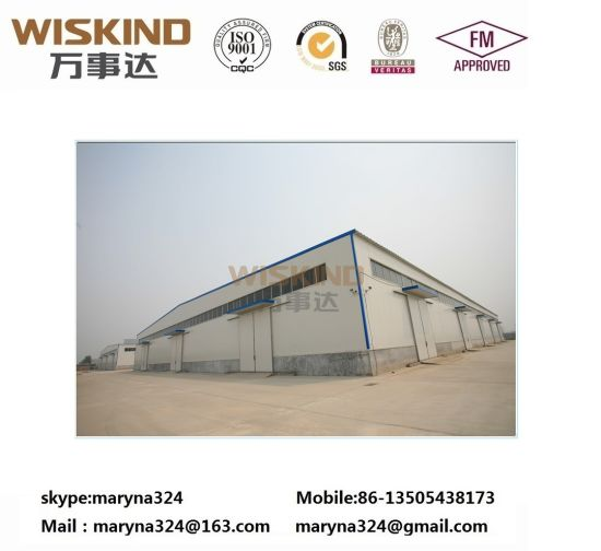 Construction Material Prefabricated Steel Structure