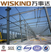 Pre-Engineered Steel Frame Building Construction