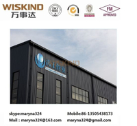 GB/ASTM/ISO Standard Building/Construction Material H Beam for 2000 Sqm Structure Steel Building with Roof Panel for Workshop
