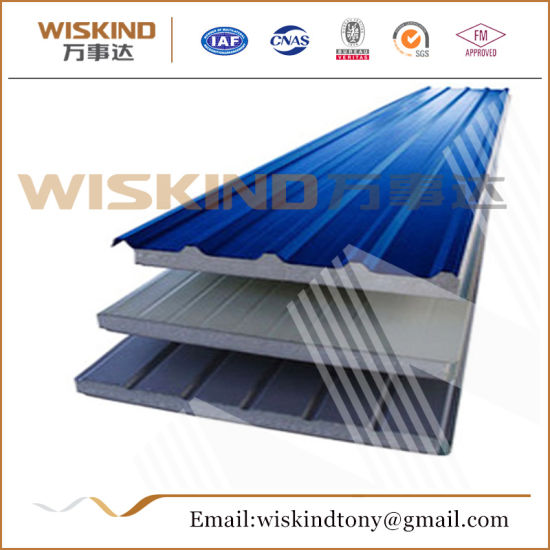 High-Quality EPS Sandwich Panel for Steel Building
