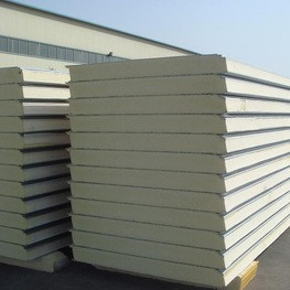 PU Sandwich Panels for Refrigerator Cold Room