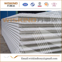 High-Quality EPS Sandwich Panel Used Steel Building