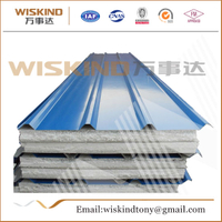Cheap EPS Sandwich Panel Used Chicken House