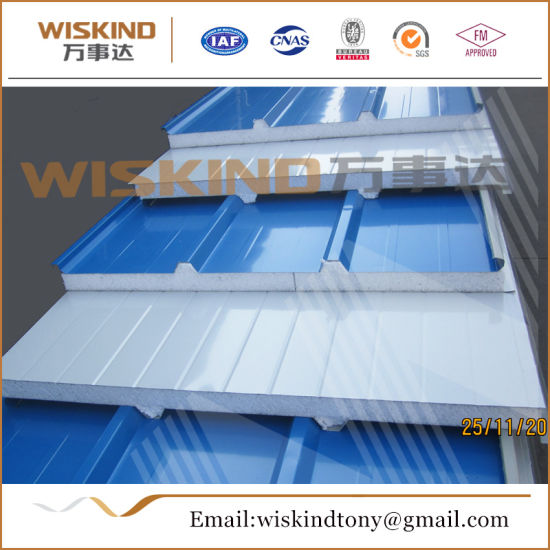 High-Quality EPS Sandwich Panel for House