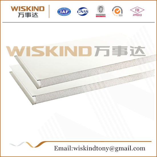 High-Quality EPS Sandwich Panel Used Steel Structure