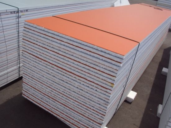 Low Weight Polystyrene Sandwich Panel EPS Sandwich Panel with ISO
