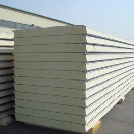 PU/PIR Core Sandwich Panel for Laboratory