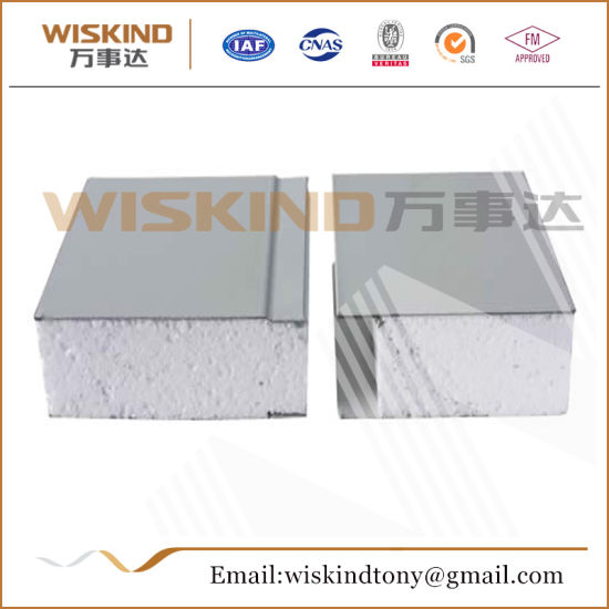 Waterproof EPS Sandwich Panel for Clean Room