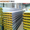 2018 Hot Selling Rock Wool Sandwich Panel for Warehouse Roof