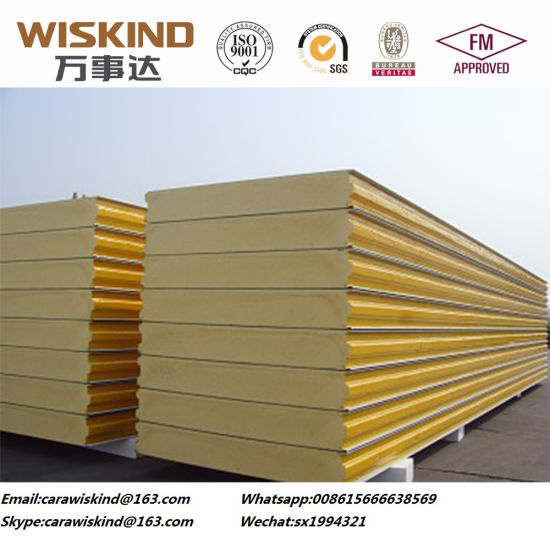 PU/PIR Sandwich Panels for Cold Storage