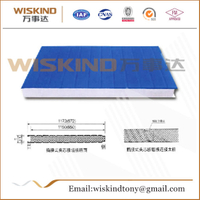 Cheap EPS Sandwich Panel for Steel Structure