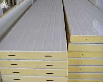 SGS Economical Building Material EPS/PU/PIR/Rockwool Sanwich Panel for Wall and Roof Clading Stystem