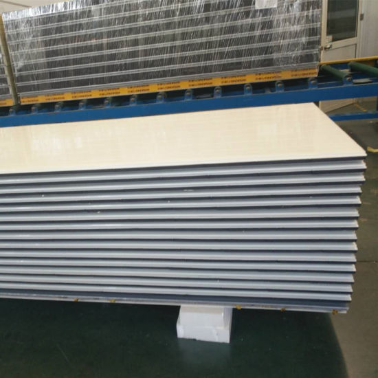 EPS Sandwich Panel with Steel Cover Cheap Price